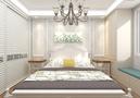120平米地中海风格卧室欣赏图