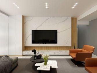 140平米四室一厅混搭风格客厅图片