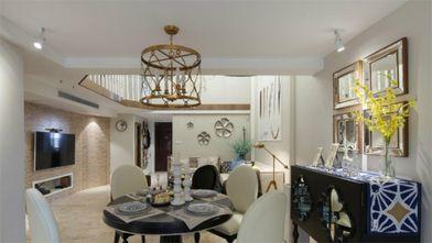 60平米美式风格客厅欣赏图