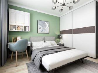 140平米四室一厅欧式风格卧室装修案例