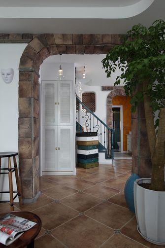 100平米三室一厅地中海风格走廊图片大全