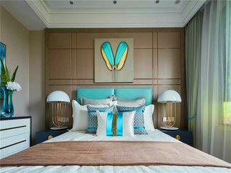 120平米四室一厅地中海风格卧室欣赏图