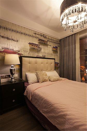130平米复式欧式风格卧室图片