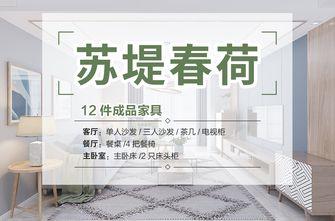 经济型30平米以下超小户型欧式风格客厅装修案例
