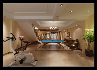 140平米复式美式风格健身室图片大全