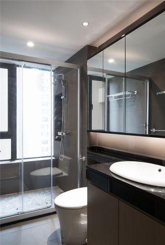 120平米四室一厅中式风格卫生间设计图