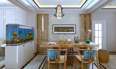 经济型140平米复式现代简约风格客厅装修案例