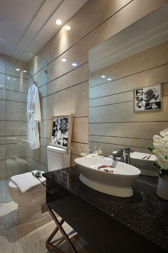 100平米三室两厅法式风格卫生间装修效果图
