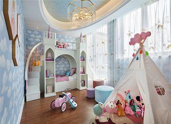 140平米四室三厅法式风格儿童房图片大全