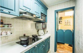 70平米地中海风格厨房装修案例