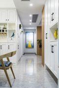 富裕型140平米三室两厅北欧风格走廊效果图