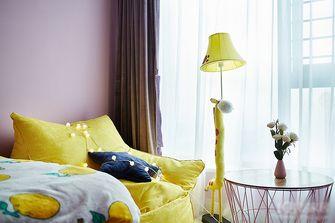 10-15万80平米三室两厅欧式风格儿童房设计图
