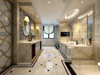 140平米别墅新古典风格卫生间效果图