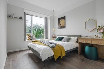 豪华型100平米三室两厅现代简约风格卧室设计图