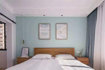 经济型100平米北欧风格卧室图