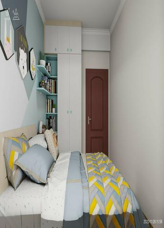 120平米三室两厅其他风格阳光房效果图