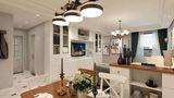 30平米以下超小户型美式风格客厅装修案例