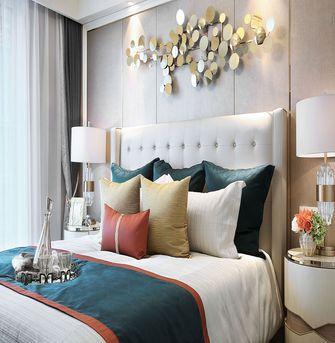 130平米四室一厅欧式风格卧室效果图