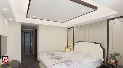 140平米四新古典风格卧室装修图片大全