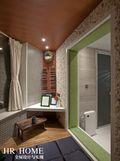 140平米三室五厅现代简约风格阳台装修图片大全