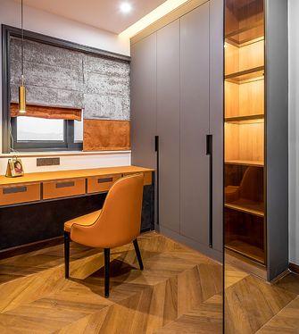 120平米三室一厅现代简约风格储藏室图片