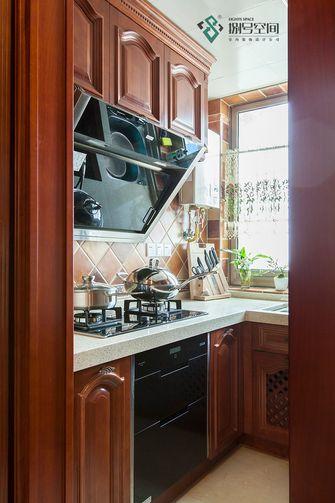 140平米四混搭风格厨房设计图