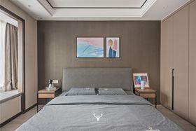 20萬以上130平米三室兩廳現代簡約風格臥室欣賞圖