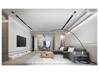 140平米三室两厅现代简约风格其他区域设计图