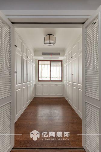 140平米三室两厅美式风格储藏室图