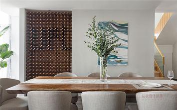 3万以下140平米别墅北欧风格餐厅欣赏图