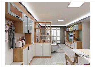 120平米三室一厅宜家风格客厅设计图