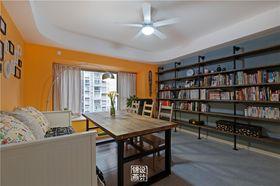 140平米四室兩廳混搭風格餐廳欣賞圖