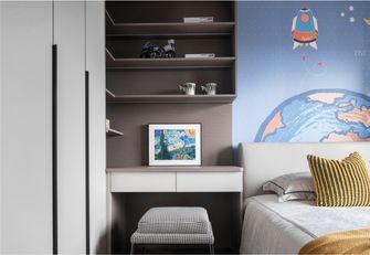 110平米四室一厅现代简约风格卧室图片大全