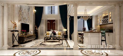 140平米四室三厅欧式风格其他区域效果图