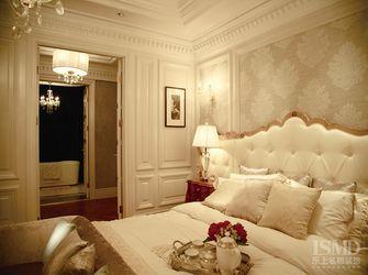 90平米欧式风格卧室壁纸图