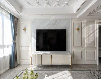 20万以上140平米别墅法式风格客厅装修图片大全
