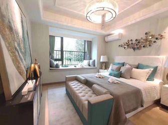 70平米一室两厅地中海风格卧室设计图