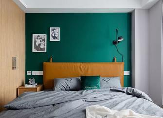 60平米北欧风格卧室装修效果图