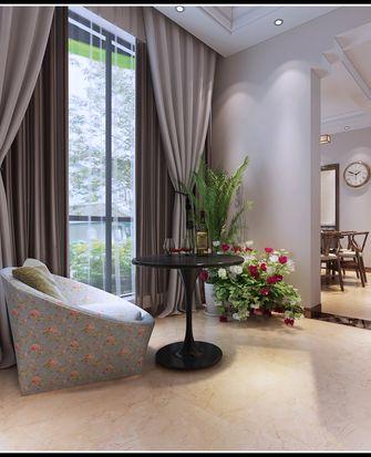 120平米四室两厅中式风格玄关装修图片大全