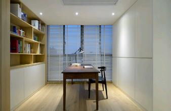 130平米三北欧风格书房效果图