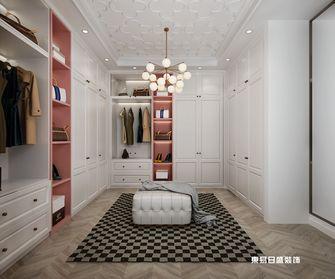 140平米别墅混搭风格衣帽间装修效果图