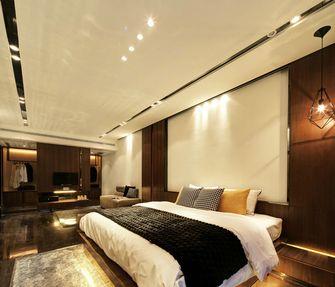 60平米复式地中海风格卧室装修案例