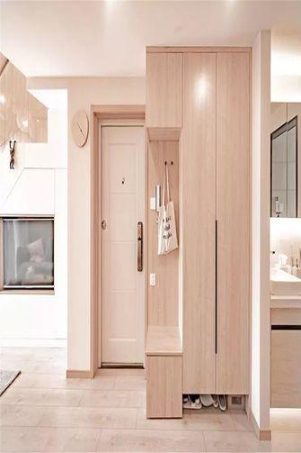 70平米公寓中式风格玄关图片