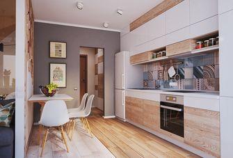 50平米一室一厅宜家风格厨房图