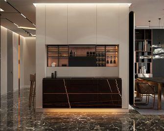 140平米复式宜家风格餐厅装修案例