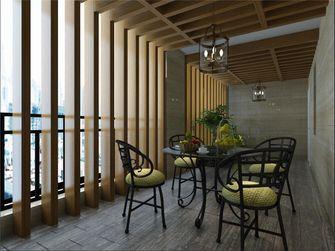 140平米别墅欧式风格阳台装修图片大全