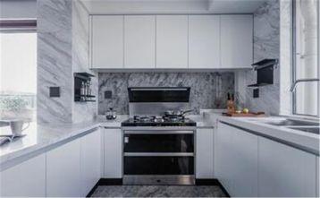 140平米四室两厅新古典风格厨房装修图片大全