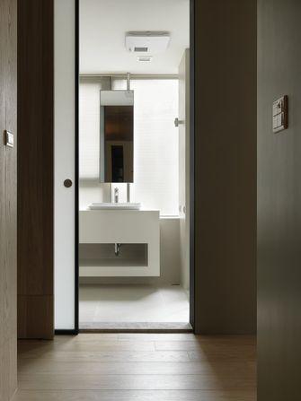 140平米复式现代简约风格卫生间装修效果图