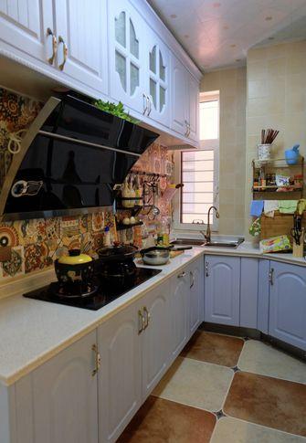 100平米三室三厅地中海风格厨房图
