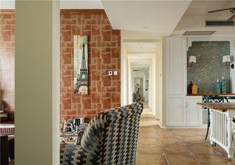130平米三室两厅地中海风格走廊效果图